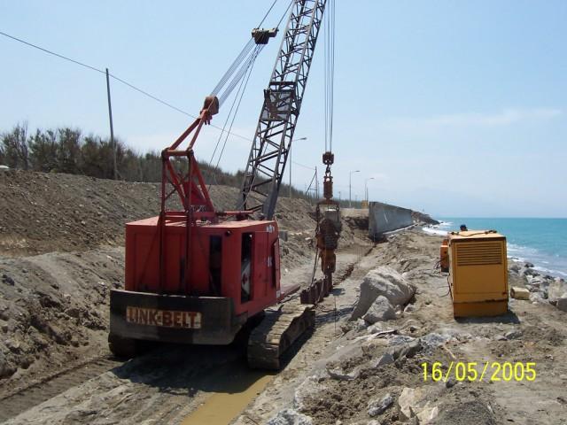 Dipartimento Regionale della protezione civile - Messina (ME), 2005